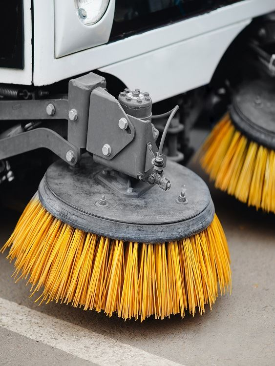 Street Sweeper-newsflash