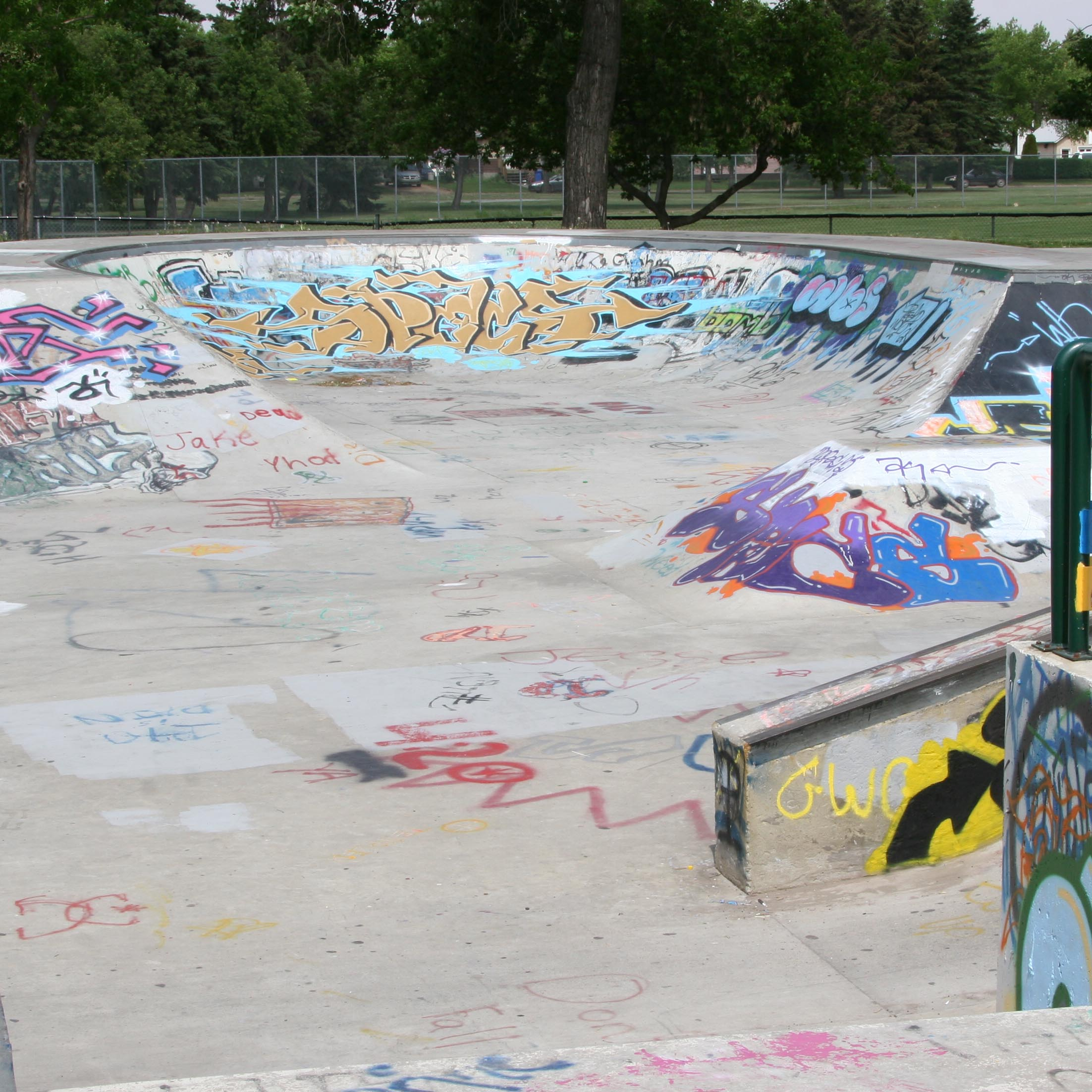 Skate Park Opens in new window