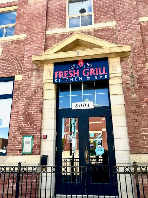 Fresh Grill Opens in new window