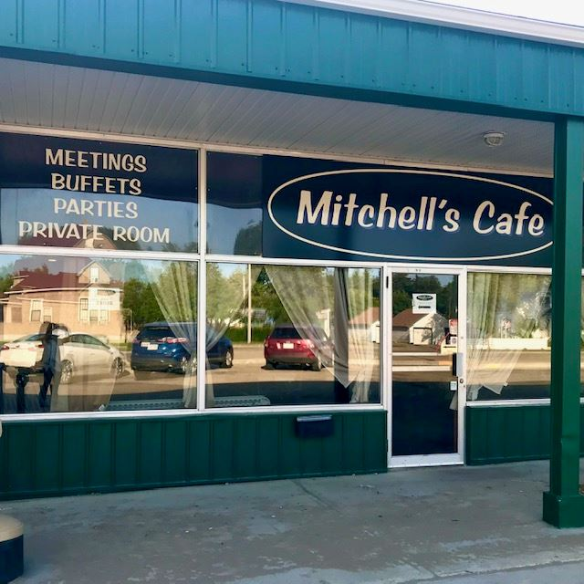 Mitchells Opens in new window