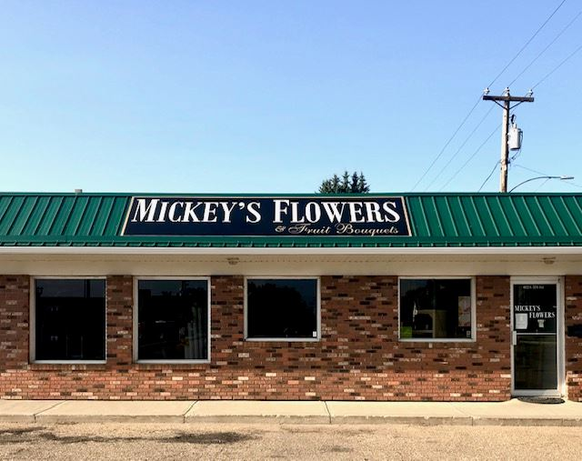 Mickeys Flowers