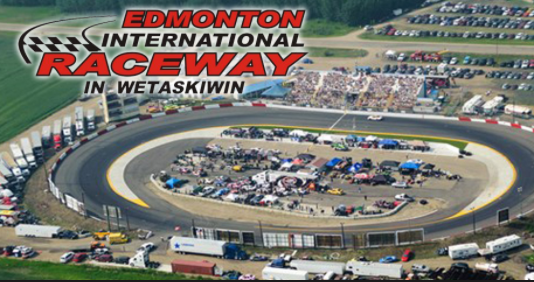 Edmonton International Raceway Opens in new window