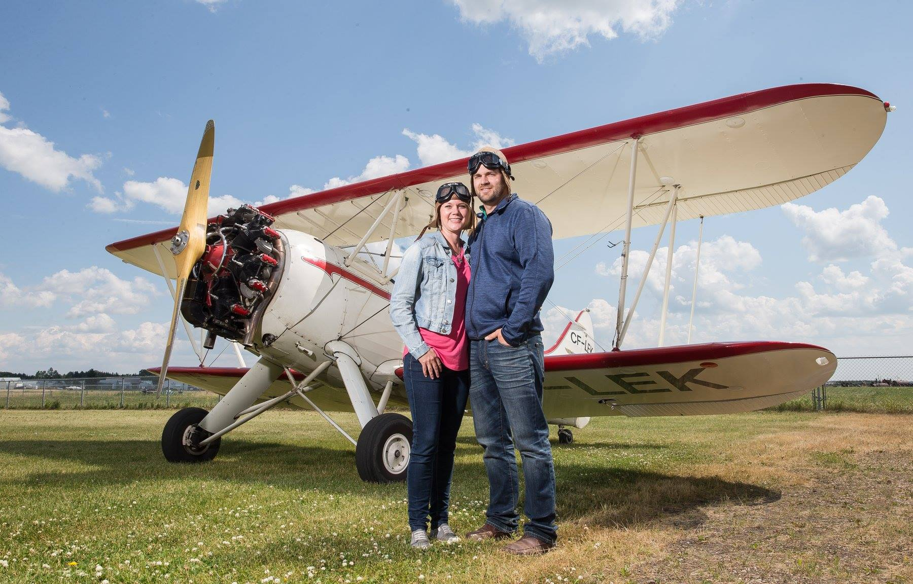 BiPlane Adventure Opens in new window