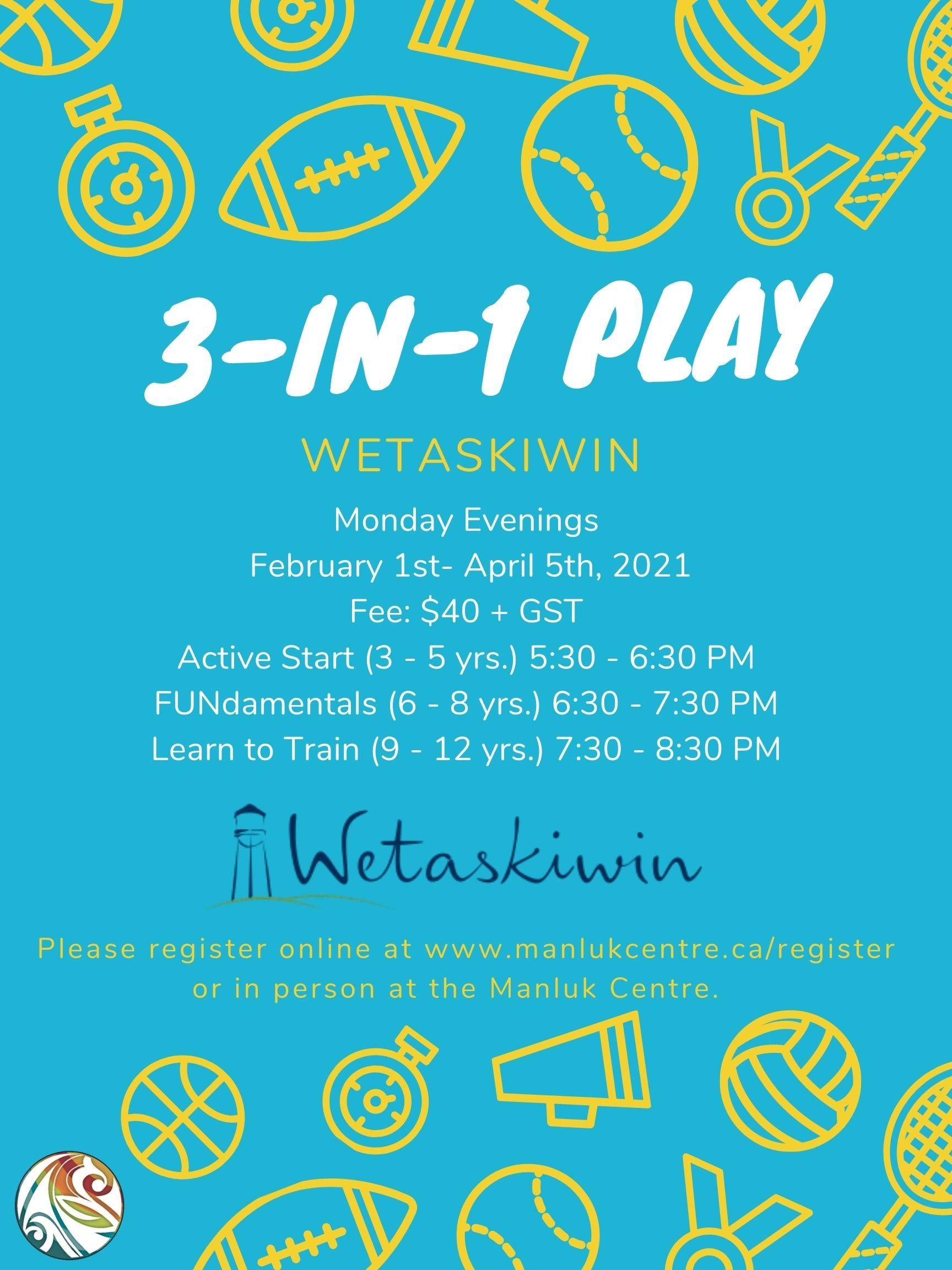 PLAY Wetaskiwin - Winter 2021